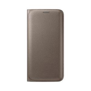 Etui folio wallet pour Galaxy S6 Edge