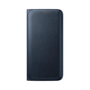 Etui folio wallet pour Galaxy S6 Noir