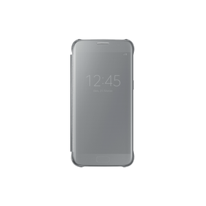 Etui folio Clear view pour Galaxy S7 Edge