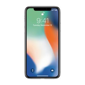 iPhone  X Argent