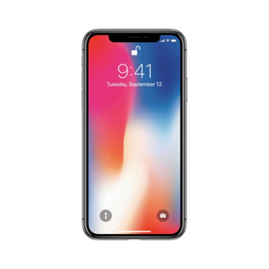iPhone  X Gris sidéral