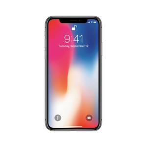 iPhone  X Gris sidéral