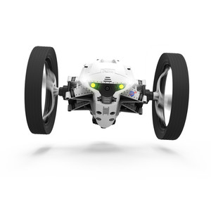 Drone Jumping Night Blanc