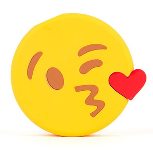 Batterie de secours 2600 MAh emoji Kiss