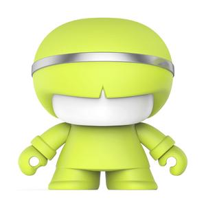 Enceinte nomade bluetooth Mini XBoy Lime