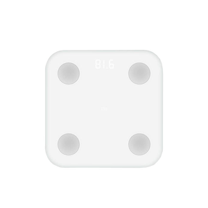 Mi Body Composition Scale Glass Blanc
