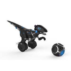 Robot connecté Miposaur avec une balle de commande Noir