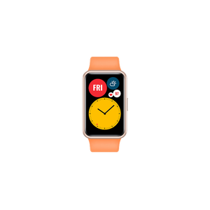 Watch Fit Orange