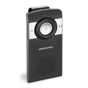 Kit mains libres Bluetooth K100 Noir