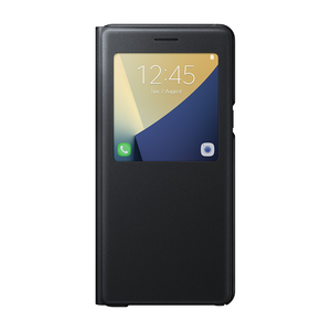Etui S View Standing pour Galaxy Note7 Noir