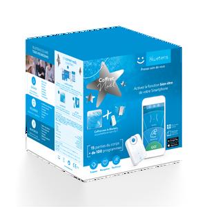 Pack Noël par Bluetens Blanc