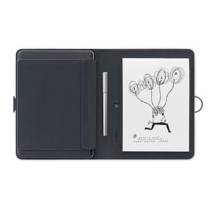 Smart folio connecté avec stylet pour tablette 10