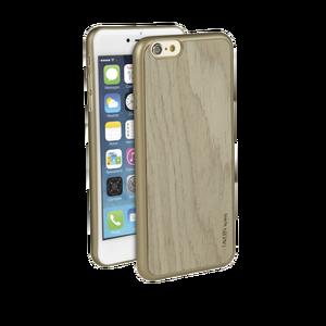 Coque Tavern en bois pour iPhone 6/6S Beige