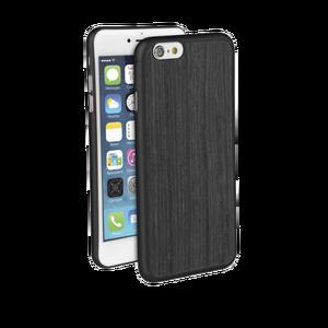 Coque Tavern en bois pour iPhone 6/6S Noir