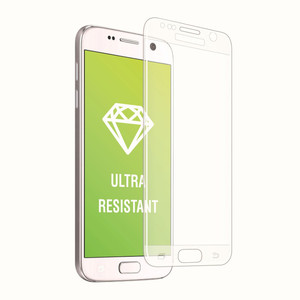 Protection en verre trempé incurvé pour Galaxy S7
