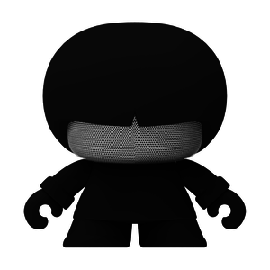 Enceinte nomade bluetooth XBoy Noir