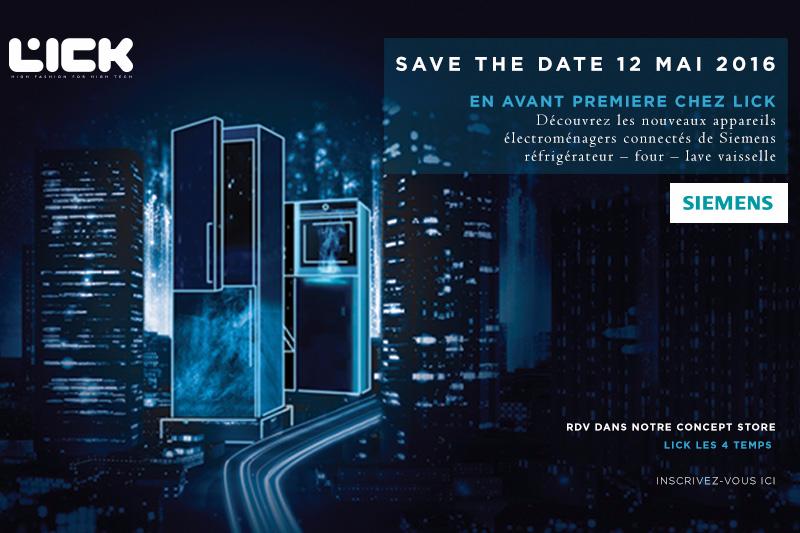 Decouvrez La Cuisine Du Futur Et Connectee Siemens En Avant Premiere