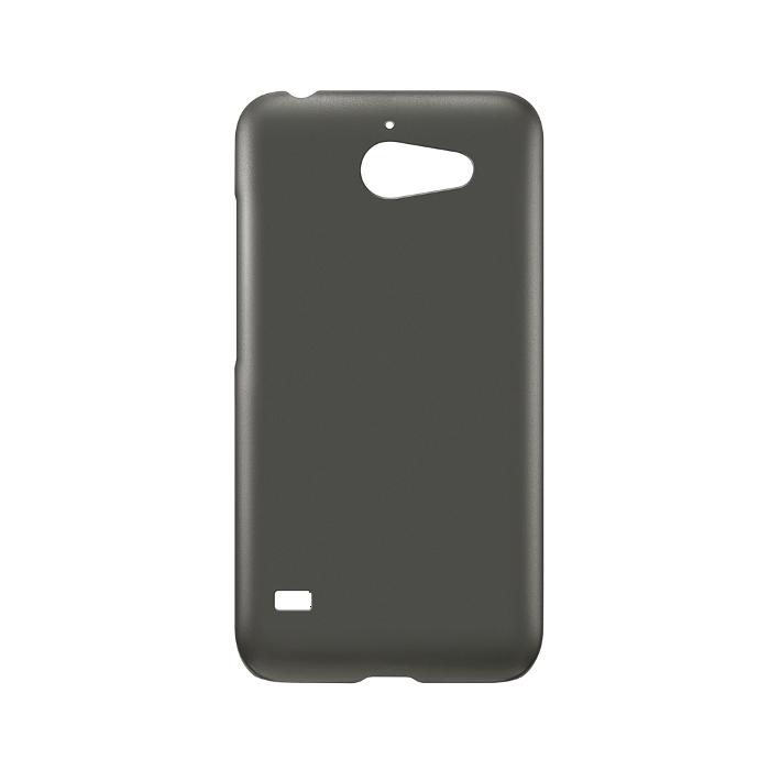 Huawei Coque pour Y550 Noir/Transparent