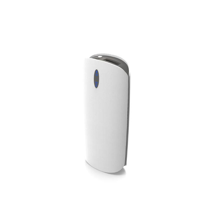 Muvit Batterie de secours Tab 5000 mAh Blanc