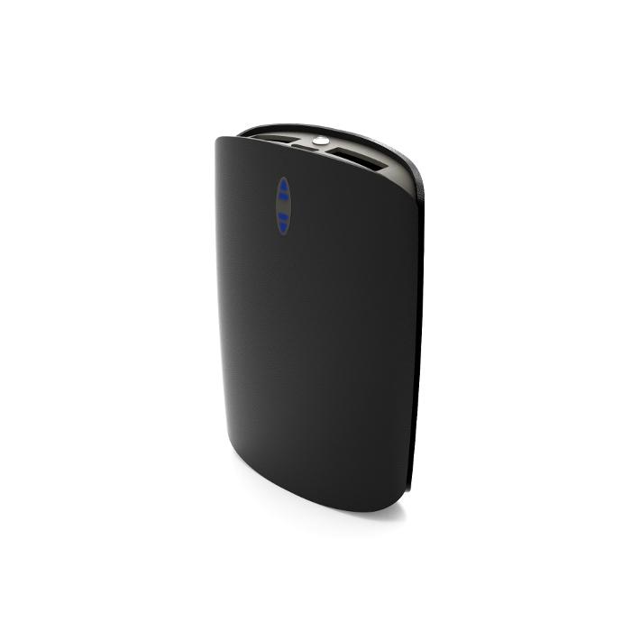 Muvit Batterie de secours Tab 7500 mAh Noir