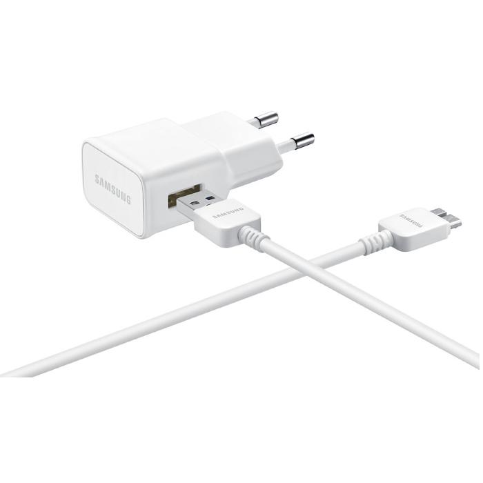 Samsung Chargeur secteur micro USB 2A Blanc