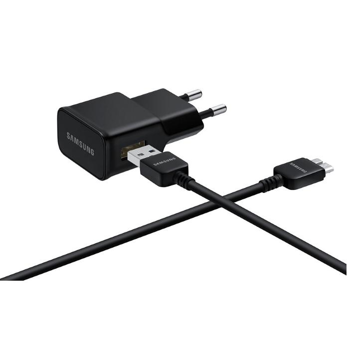 Samsung Chargeur secteur micro USB 2A Noir