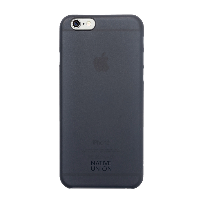 Native Union Coque Clic Air pour Iphone 6/6S Noir fumé