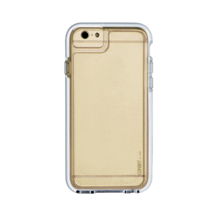 Uniq Coque Combat protection antichoc pour iPhone 6/6S Blanc