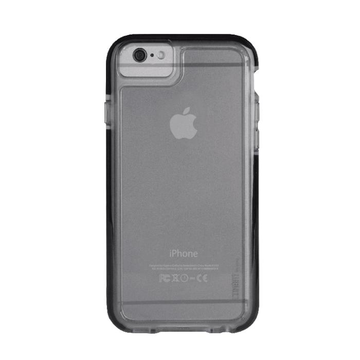 Uniq Coque Combat protection antichoc pour iPhone 6/6S noir