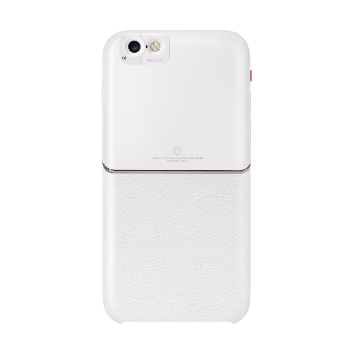 Pegacasa Coque Mix & Match pour Iphone 6/6S Blanc