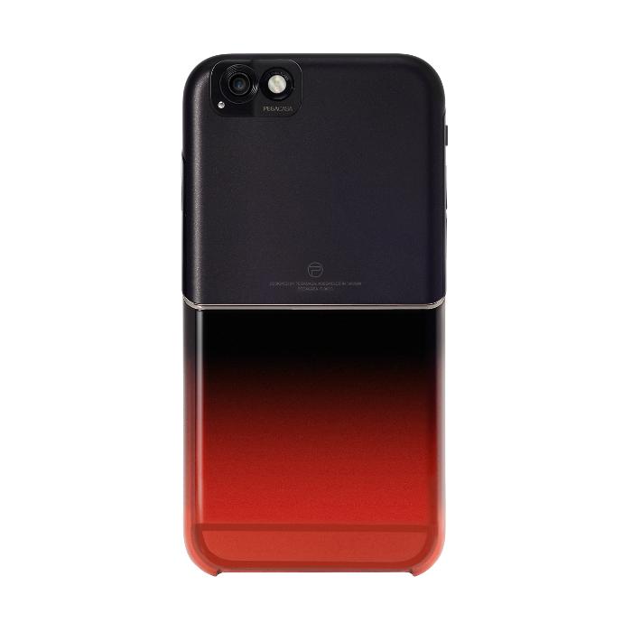 Pegacasa Coque Mix & Match pour Iphone 6+/6S+ Rouge