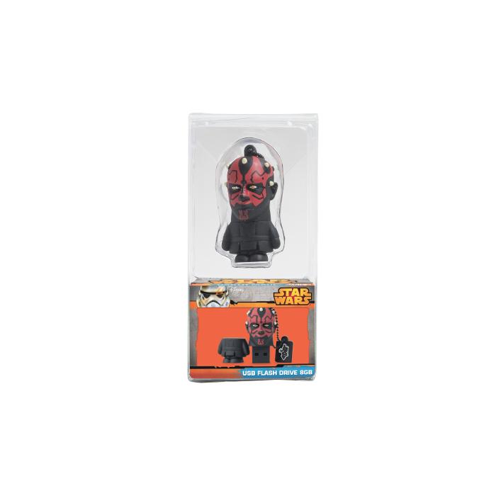 Tribe Clé USB 3D Starwars Dark Maul 16 Go