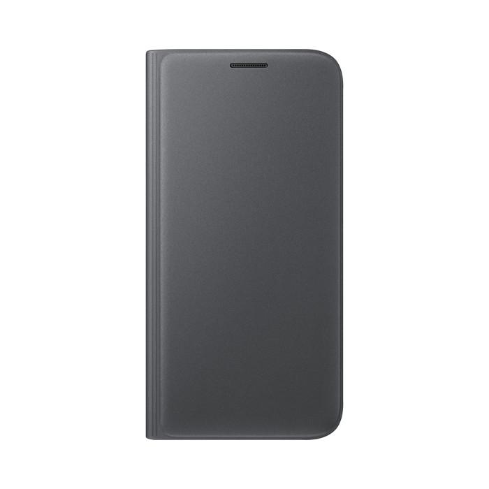 Samsung Etui flip wallet pour Galaxy S7 Noir