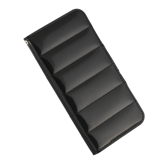 Lick Etui folio effet doudoune pour iPhone 6 Noir