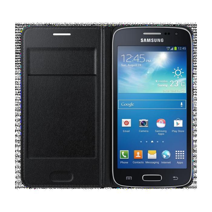 Samsung Etui folio pour Galaxy Core 4G Noir