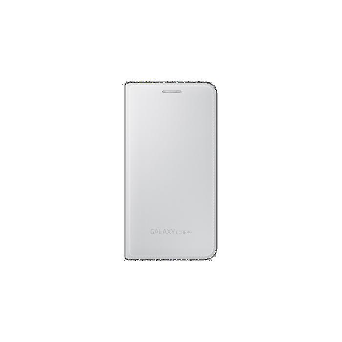 Samsung Etui folio pour Galaxy Core 4G Blanc