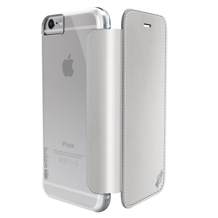 Xdoria Etui folio Engage Iphone 6/6S blanc