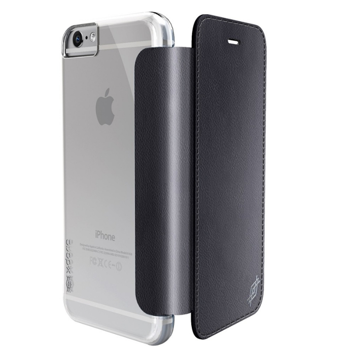 Xdoria Etui folio Engage Iphone 6/6S noir