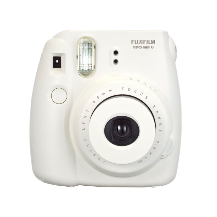 Fujifilm Appareil photo Instax Mini Blanc