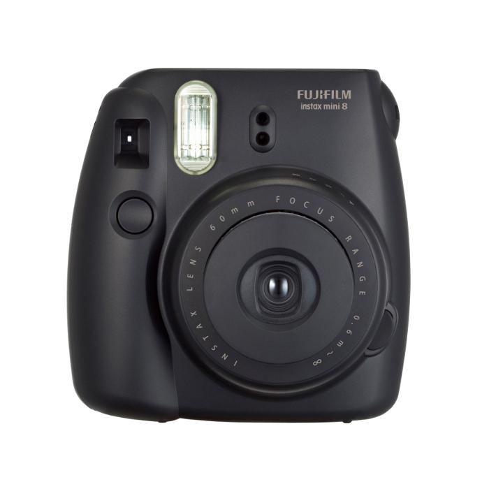 Fujifilm Appareil photo instantané Instax Mini 8 Noir