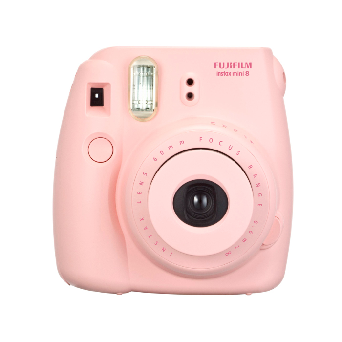 Fujifilm Appareil photo instantané Instax Mini 8 Rose