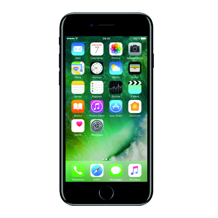 Apple iPhone 7 128 Go Noir de Jais