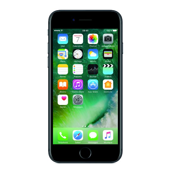 Apple iPhone 7 256 Go Noir
