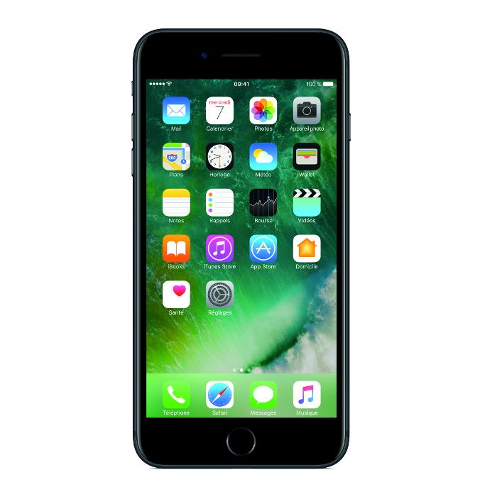 Apple iPhone 7 Plus 256 Go Noir