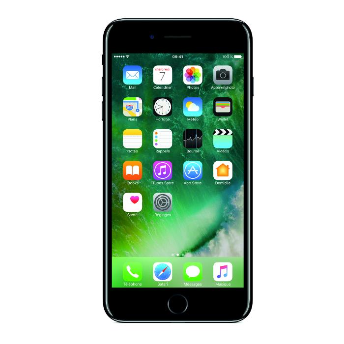 Apple iPhone 7 Plus 256 Go Noir de Jais