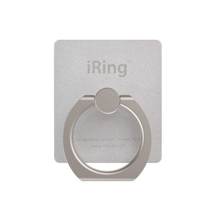 Iring iRing Premium anneau multifonction Gris