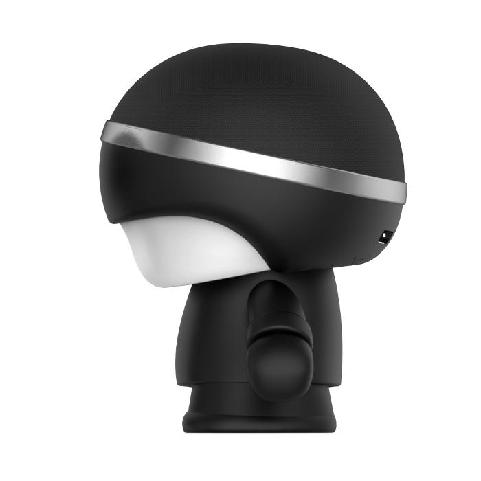 Xoopar Enceinte nomade bluetooth Mini XBoy Noir