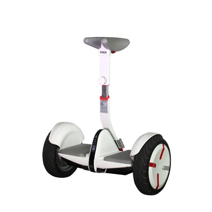 Ninebot Gyropode Ninebot Mini Pro Blanc-Rouge
