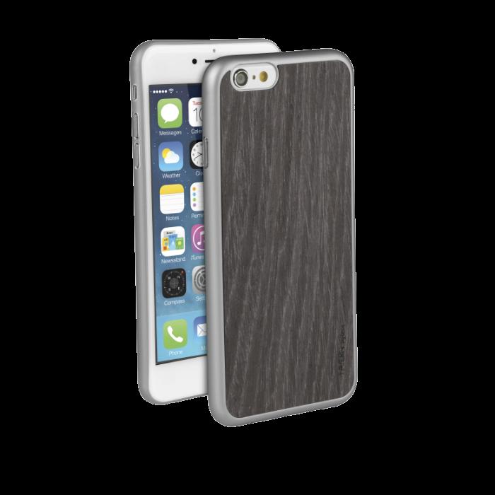 Uniq Coque Tavern en bois pour iPhone 6/6S Marron