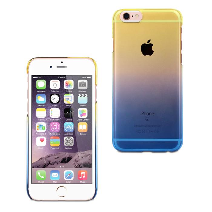 Muvit Life Coque Vegas pour Iphone 6/6S Jaune Bleu